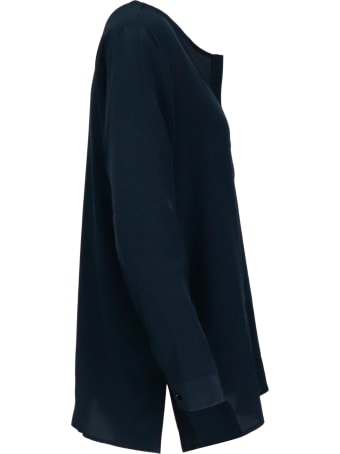 Gran Sasso Silk Top-wear