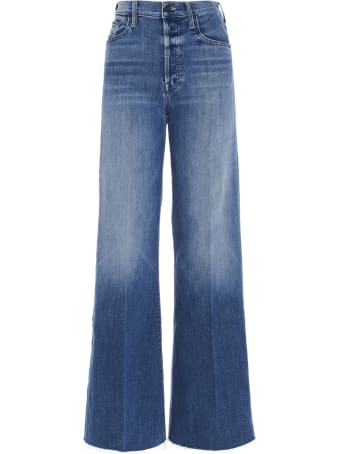 Mother 'the Tomcat Roller Fray' Jeans