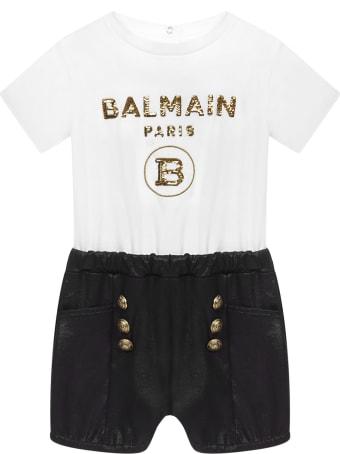 Balmain Paris Kids Romper