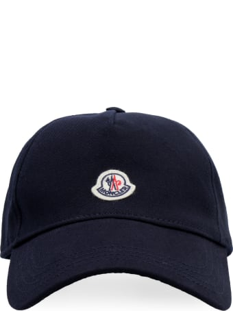 Moncler Patch Baseball Cap