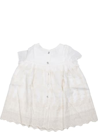 Caffe' d'Orzo Caffe D'orzo Amelie White Dress
