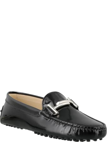 Tod's Patent Gommini Loafers