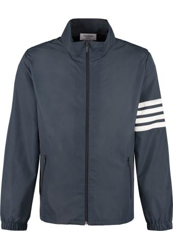 Thom Browne Techno Nylon Windbreaker-jacket