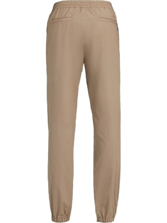 Z Zegna Kite Cotton Jogger Pants