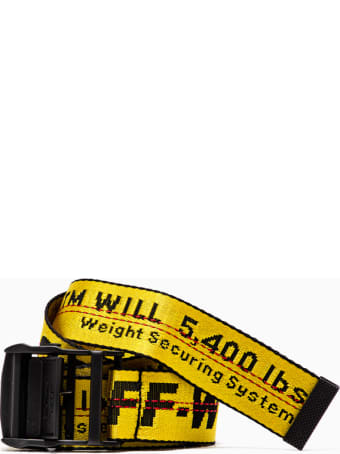 Off-White Carryover Industrial Belt Omrb012s20647020
