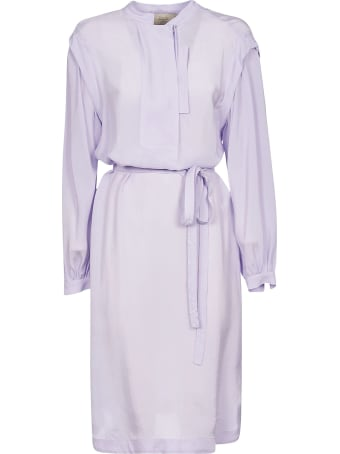 Maison Flaneur Belted Loose Dress