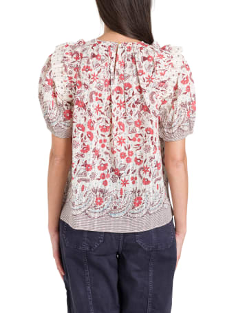 Ulla Johnson Arbor Blouse