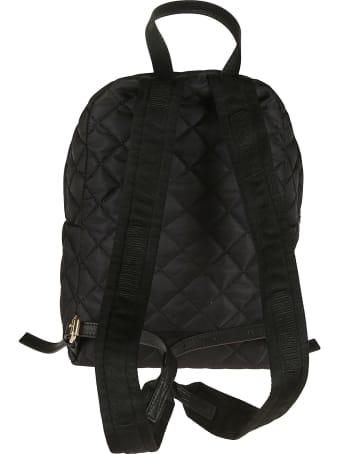 Moschino Logo Padded Backpack