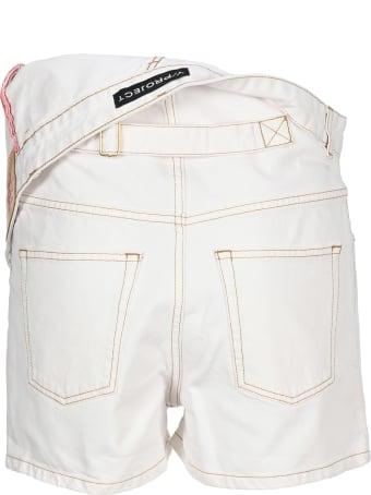 Y/Project Asymmetric Shorts