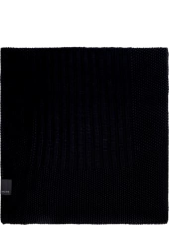 Canada Goose Knitted Wool Scarf - Black Label
