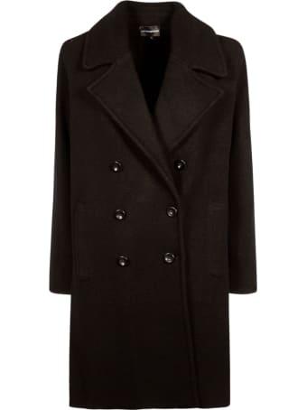 Emporio Armani Double-breasted Coat