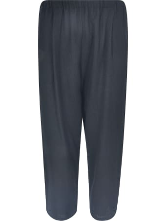 A Punto B Cropped Wide-leg Trousers
