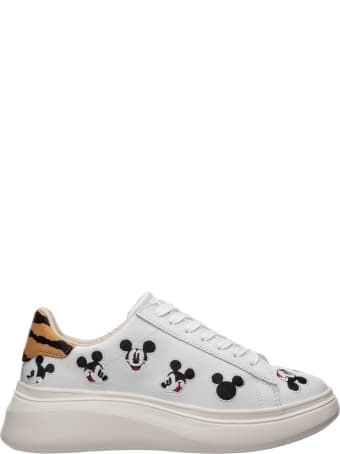 M.O.A. master of arts Moa Master Of Arts Disney Mickey Mouse Sneakers