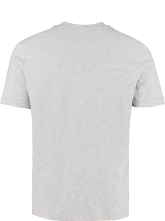 Love Moschino Crew-neck Cotton T-shirt