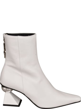 Yuul Yie Zipped Ankle Boots