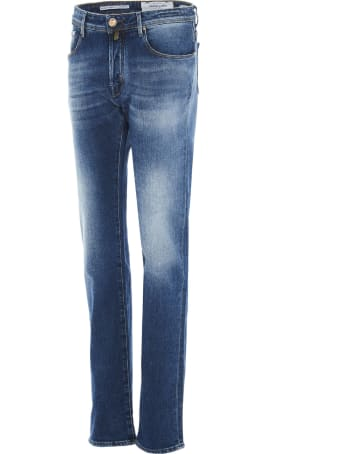 Jacob Cohen 'natural Indigo Wash' Jeans