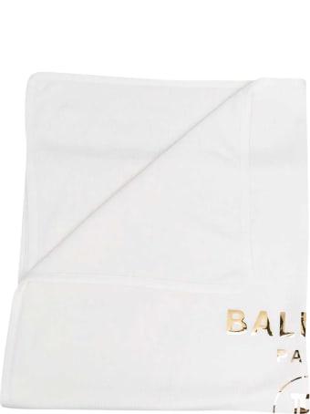 Balmain Blanket With Press