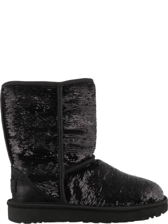 UGG Women Boots Classic Short Cosmos Sequin