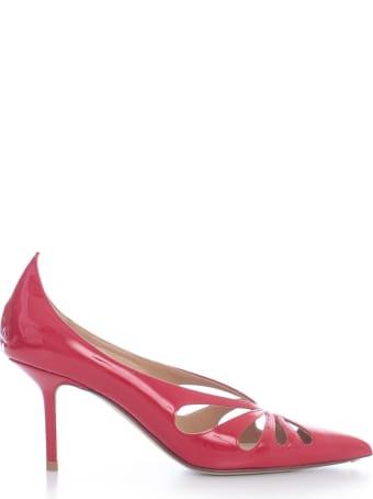Francesco Russo Pumps Patent 75 Heel
