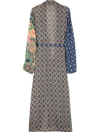Anjuna Selene Printed Maxi Dress
