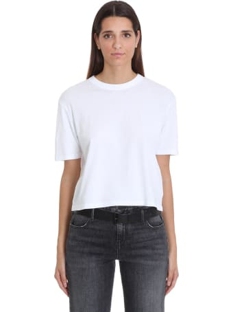 RTA T-shirt In White Cotton