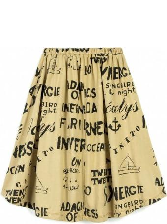 Wolf & Rita Yewllow Skirt For Girl
