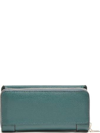 Guess Women's Green Wallet