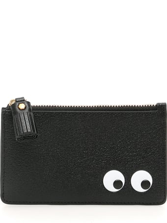 Anya Hindmarch Zipped Eyes Cardholder