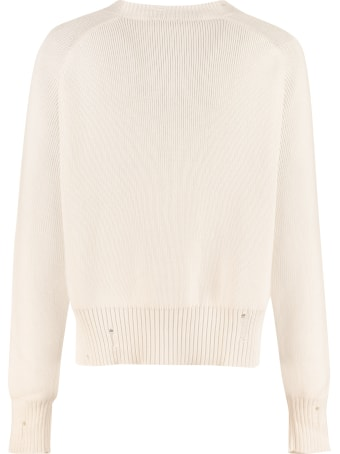 Golden Goose Cotton Crew-neck Sweater