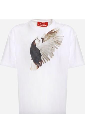 Études Etudes X Roe Ethridge T-shirt With Graphic Print