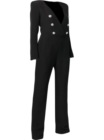 Balmain Six-button Jumpsuit