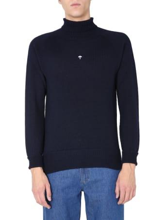 Nigel Cabourn Turtleneck Sweater