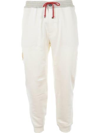 Brunello Cucinelli Cotton Trousers