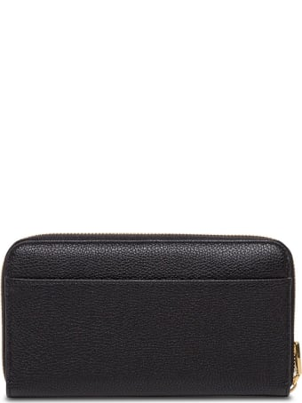 Dolce & Gabbana Sicily Wallet In Grained Leather