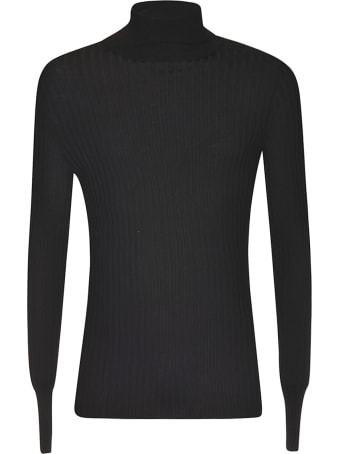 Transit Woven Turtleneck Sweater