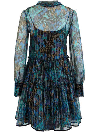 See by Chloé See By Chloè Floral Print Dress