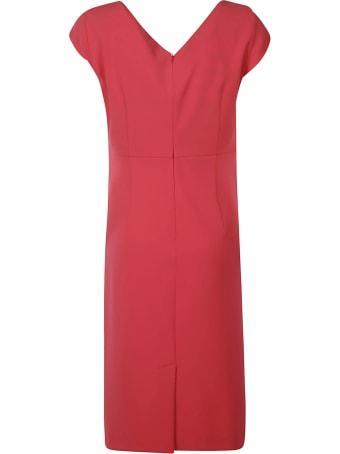 Moschino V-neck Dress