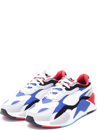 Puma  Rs-x Puzzle Sneakers