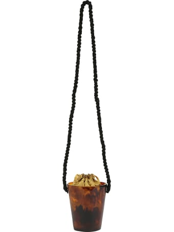 Montunas Lirio Bucket Bag