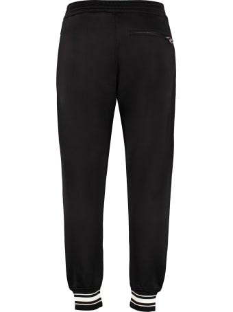 Alexander McQueen Techno Fabric Track Pants