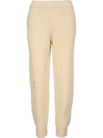 Helmut Lang Distressed Pant