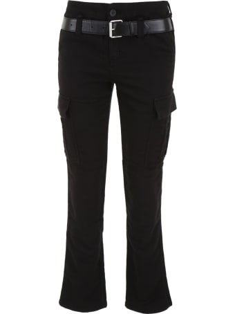 RTA Belted Cargo Trousers