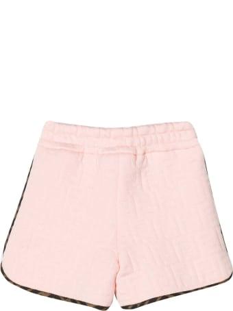 Fendi Pink Shorts