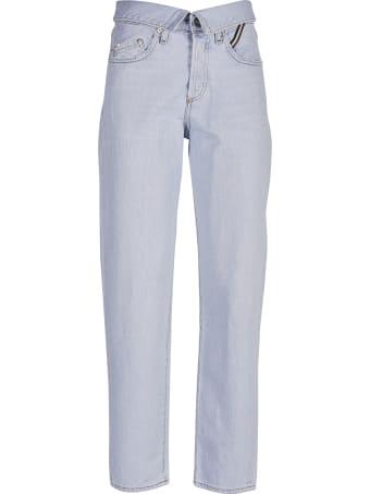 Jean Atelier Classic Straight Leg Jeans