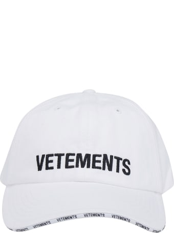 VETEMENTS Vetments Baseball Hat