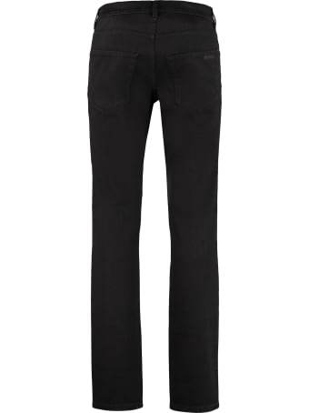 Prada Five Pocket Straight-leg Jeans