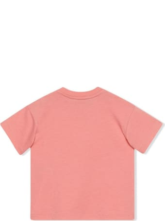 Gucci Baby Gucci Disk Print T-shirt
