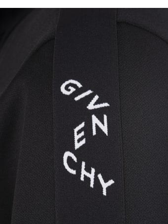 Givenchy Logo Tape Track Jacket