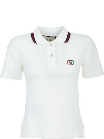 Gucci Cotton Polo Shirt
