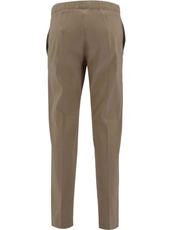 D.Exterior Linen Blend Pants